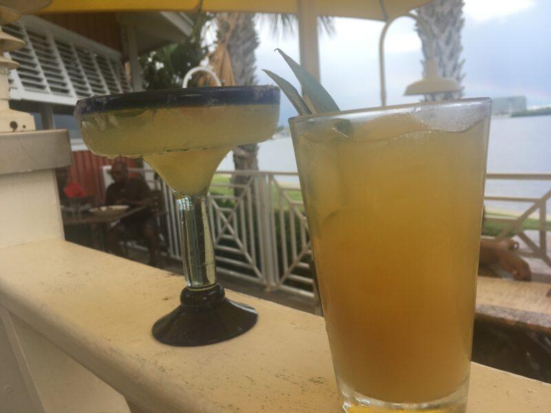 Bahama Breeze Cocktail