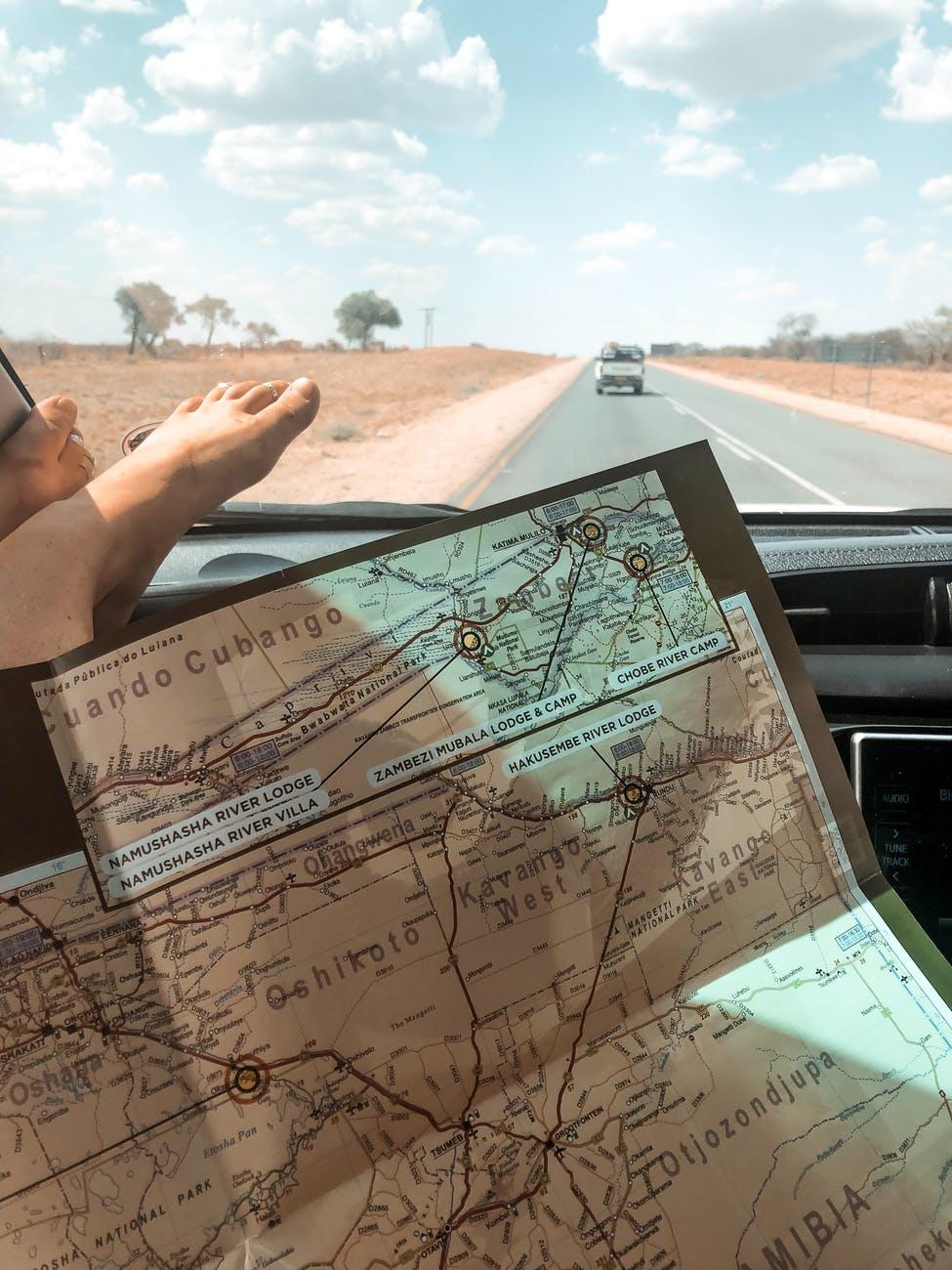 Road Trip in the U.S